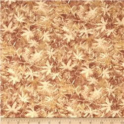 Moda Modascapes Maple Leaves Sand
