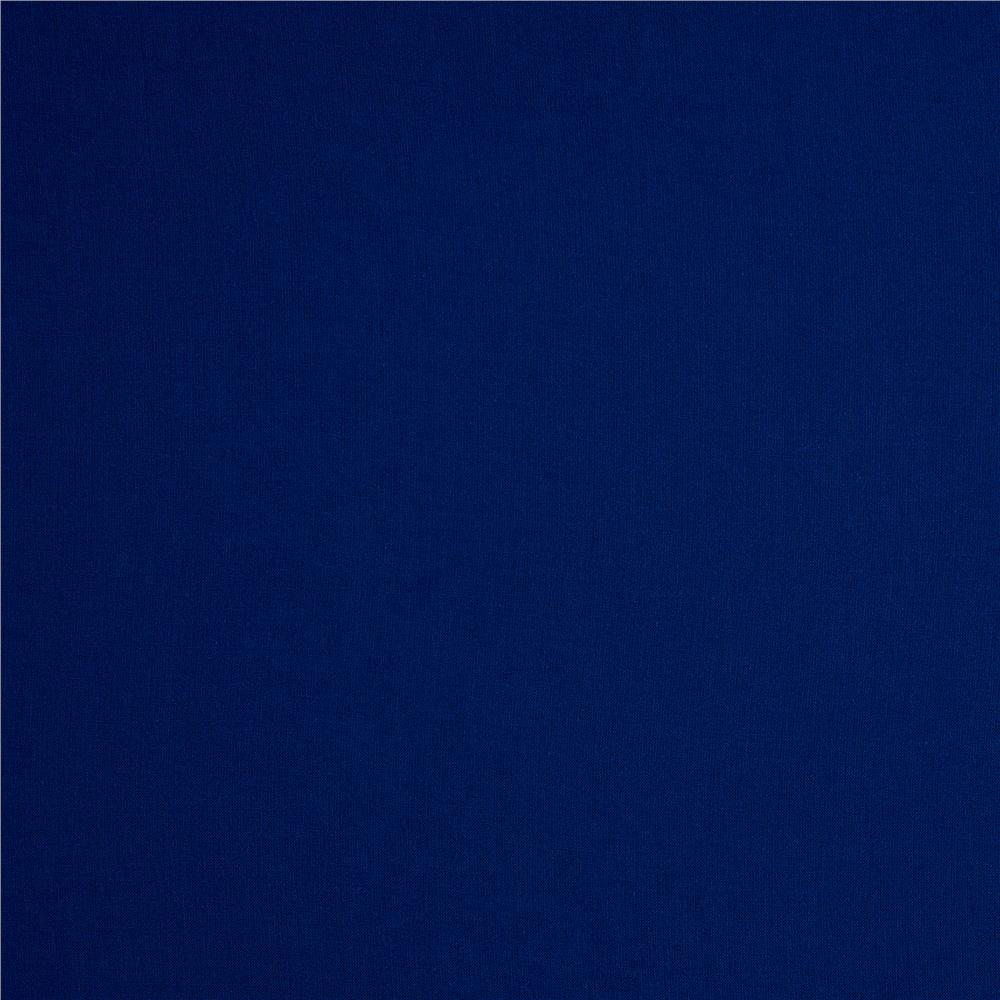 Cotton Voile Royal Blue