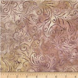 Timeless Treasures Tonga Batik Sonoma Scroll Opal