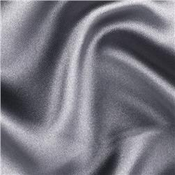KasLen Chronos Blackout Drapery Fabric Steel