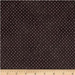 Santoro All For Love Dots Charcoal