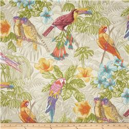 P Kaufmann Tropical Oasis Sand Fabric