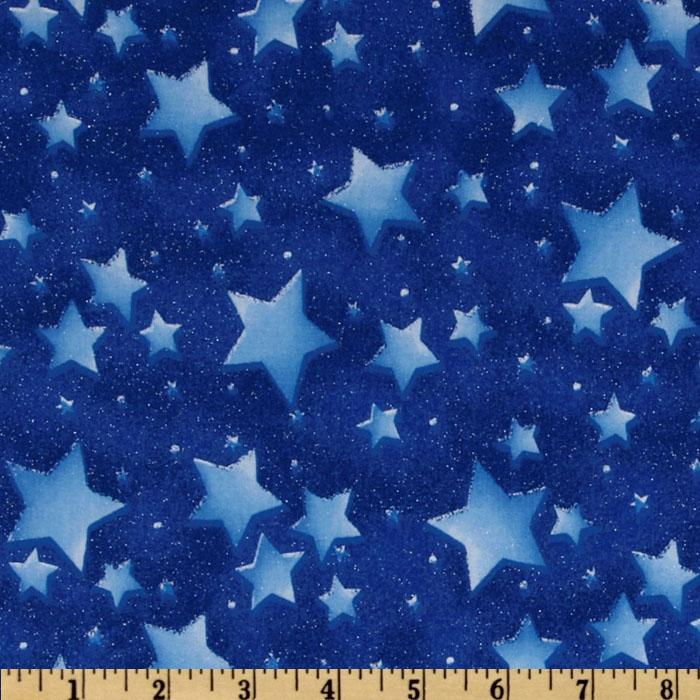 Out Of This World Stars Blue