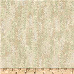 Bare Branches Metallic Branch Stripe Cream