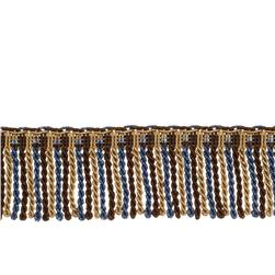 "Fabricut 2.5"" Porch Swing Bullion Fringe Heritage"