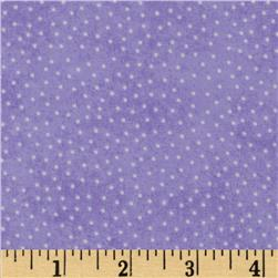 Comfy Flannel Micro Dot Purple
