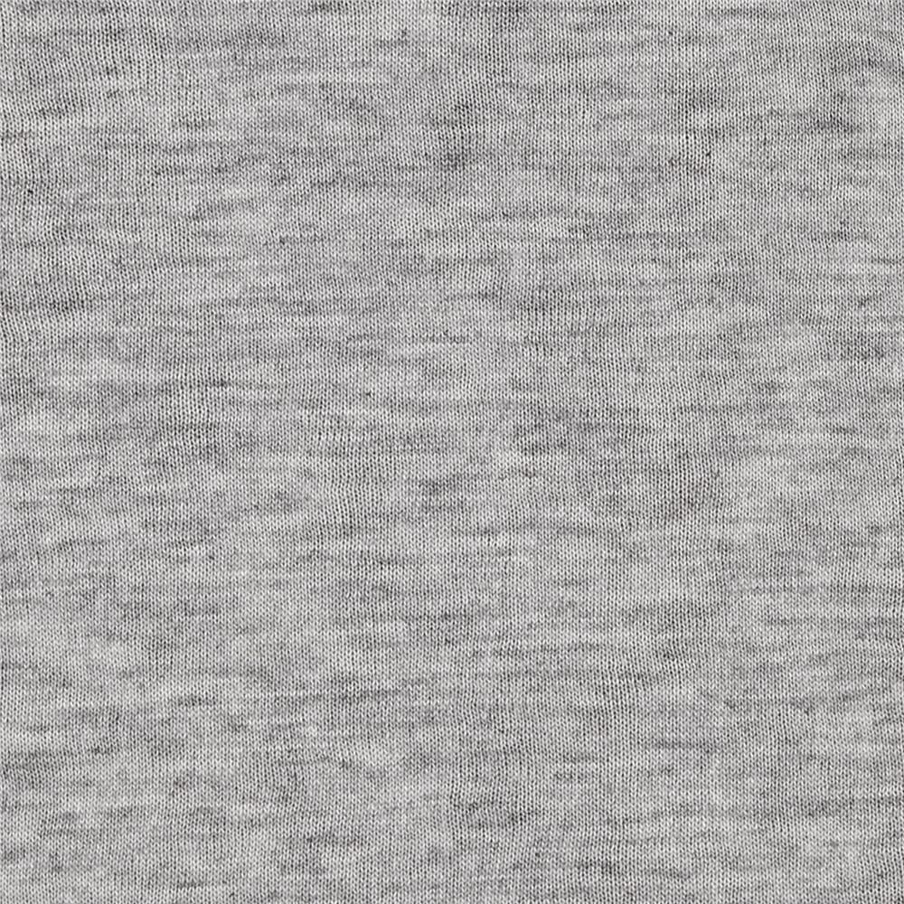 Rayon Jersey Yarn Dye Knit Grey