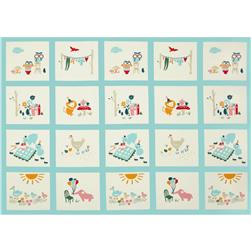 Birch Organic Everyday Party Everyday Panel Multi