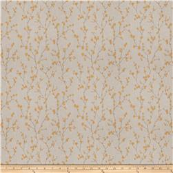 Vern Yip 03355 Embroidered Linen Golden