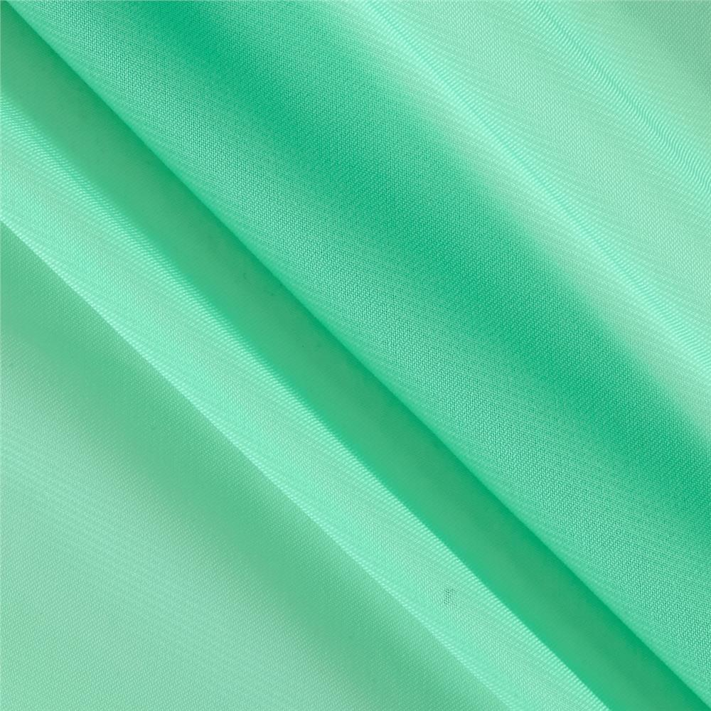Chiffon solid mint discount designer fabric for Cheap fabric