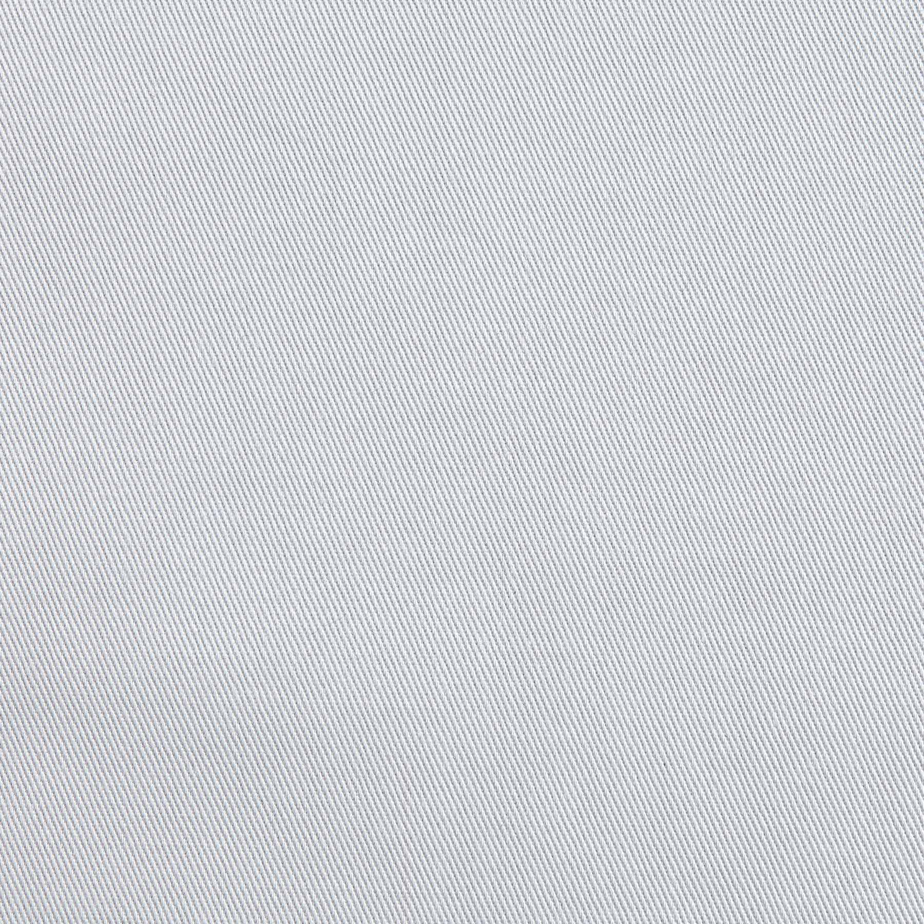 Organic Cotton Twill White Fabric
