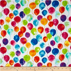 Kanvas Let's Party Balloons White