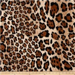 Polar Fleece Print Big Hunter Amber