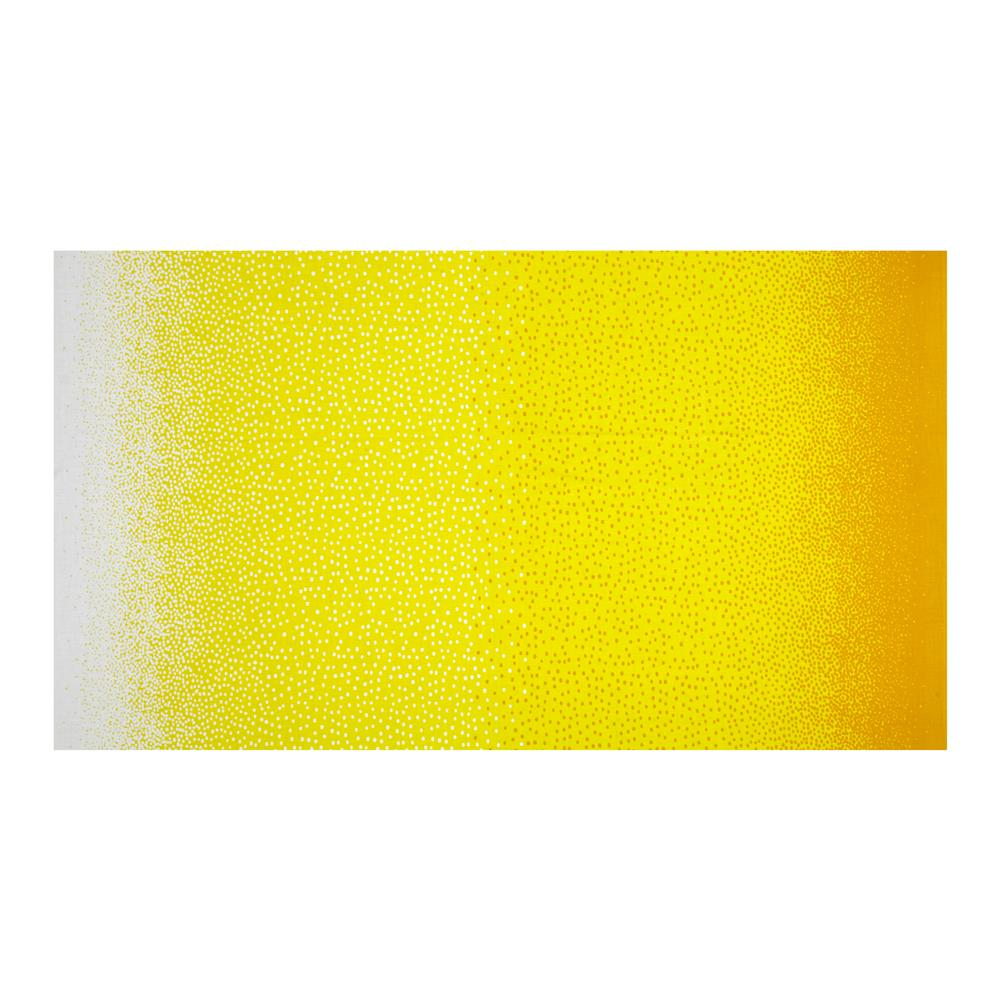 Jane Sassaman Cool Breeze Over the Top Dots Yellow