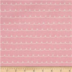 Penny Rose Dolly Curly Pink