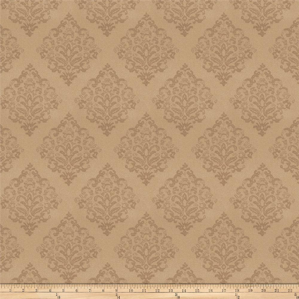 Trend 03480 satin jacquard sand discount designer fabric for Jacquard fabric