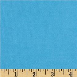 Activewear Knit Solid Carolina Blue