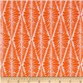 Valori Wells Ashton Road Fern Stripe Persimmon