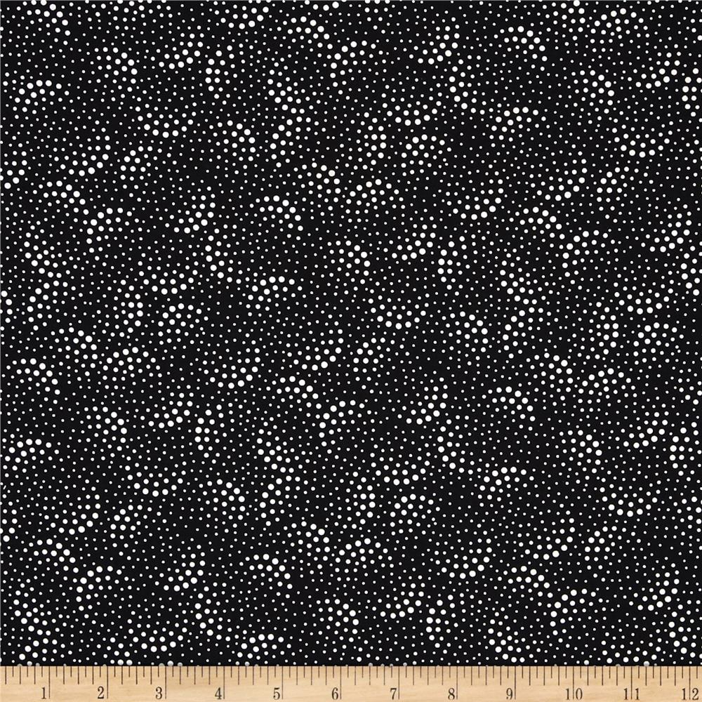Mojito Small Dot Black