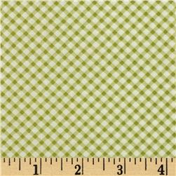 Moda Ambleside Gingham Willow