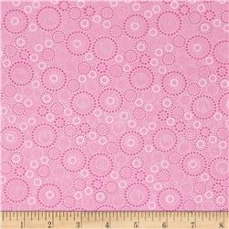 Kitchen Love Beaded Circles Fuchsia