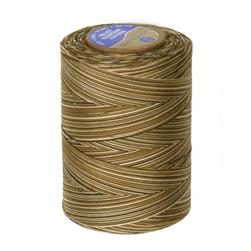 Coats & Clark Star Mercerized Cotton Quilting Thread Multicolor Thread 1200 Yd. Antique Greens