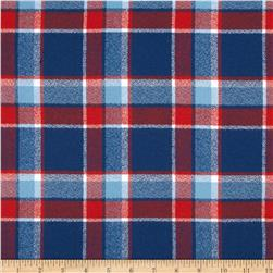 Kaufman Mammoth Flannel Plaid Americana