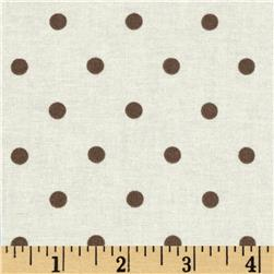 Nursery Rhyme Dot Beige