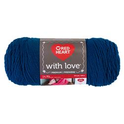 Red Heart With Love Peacock Yarn