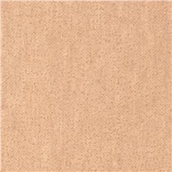 Faux Mohair Latte Brown