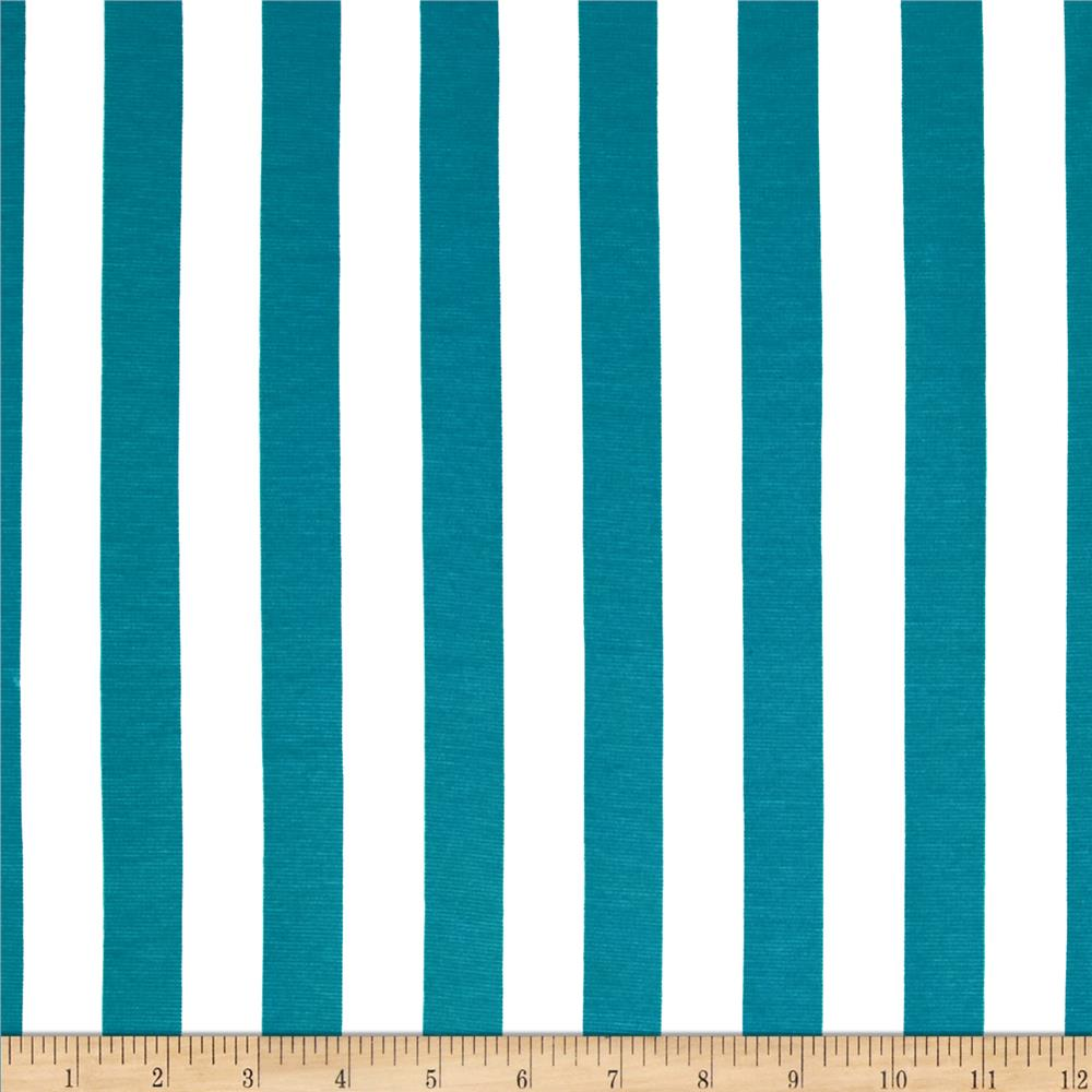 Ponte de Roma Stripe Green/White