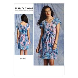 Vogue Misses' Dress Pattern V1395 Size B50