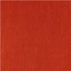 Covington Linen Blend Solid Firecracker