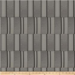 Fabricut Oblong Check Charcoal
