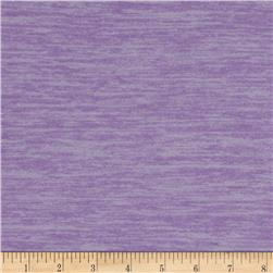 Heathered Hatchi Knit Lilac