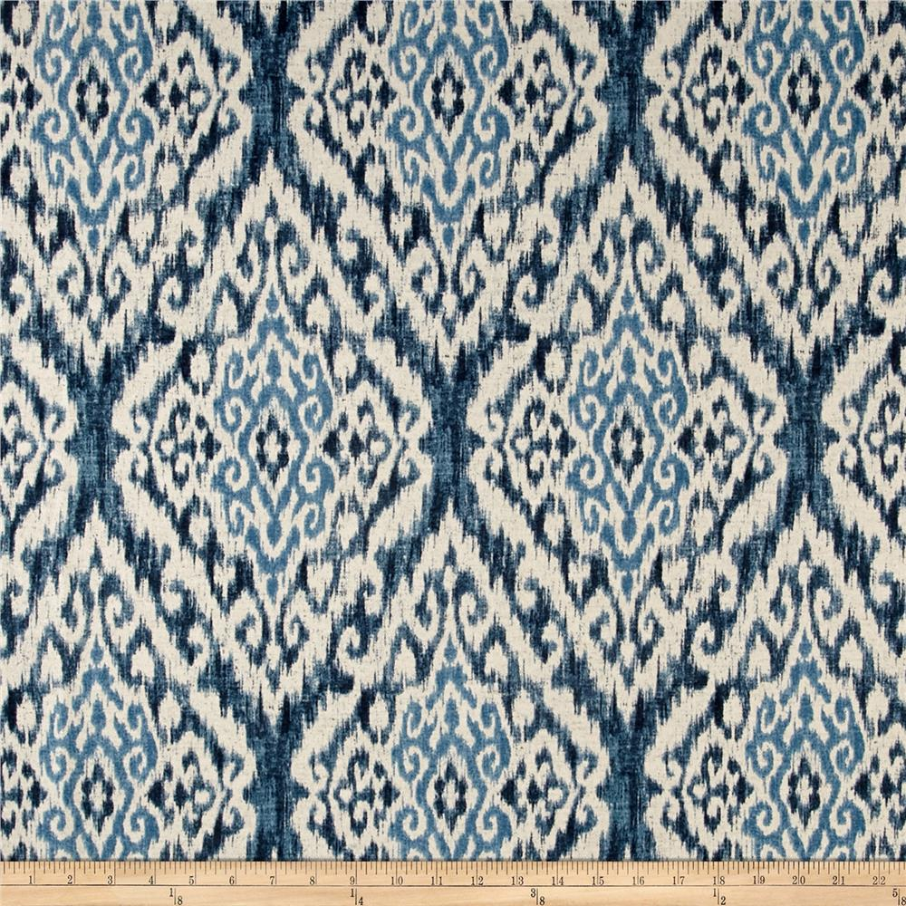 Richloom Rhodes Denim Fabric By The Yard