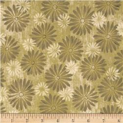 Studio Stash Large Flower Olive