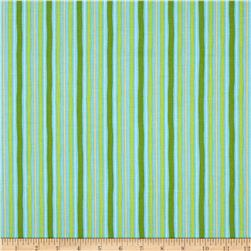 Kitchen Helpers Stripe Blue/Green
