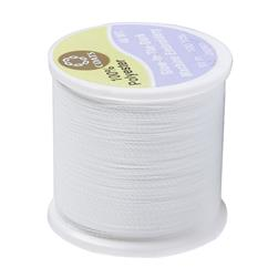 Coats & Clark Glow in the Dark Thread 100 YD White