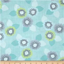 Moda True Luck Mums Aqua