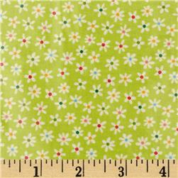 Riley Blake Laminate My Sunshine Floral Green
