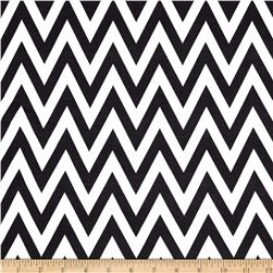 Ponte de Roma Chevron Black/White