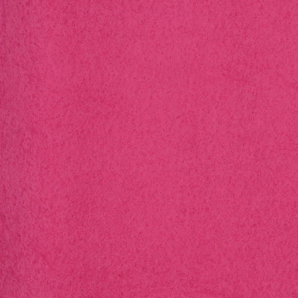 Wintry Fleece Deep Pink Fabric