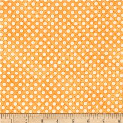 Napa Dots Orange