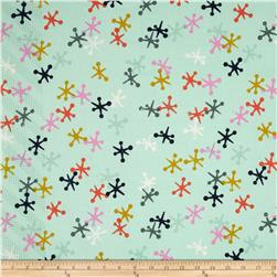Cotton & Steel Playful Jacks Mint