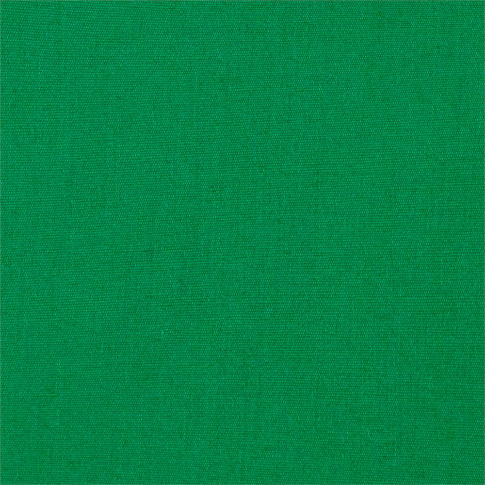Stretch Cotton Poplin Kelly Green