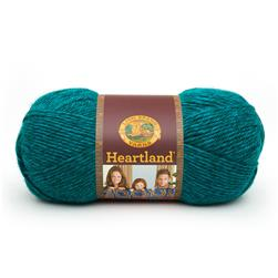 Lion Brand Yarn Heartland Cuyahoga Valley