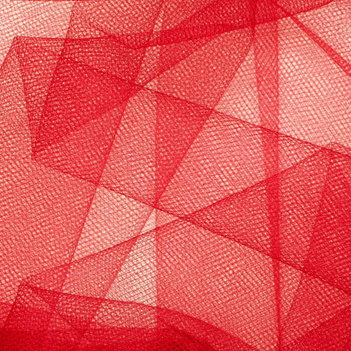 54 Quot Wide Tulle Red Discount Designer Fabric Fabric Com