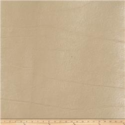 Fabricut Bronze Faux Leather Sesame