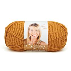 Lion Brand Vanna's Choice Yarn (130) Honey